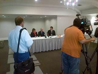 Stilwell press conference