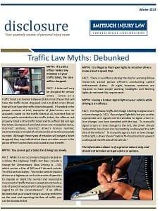 Disclosure newsletter