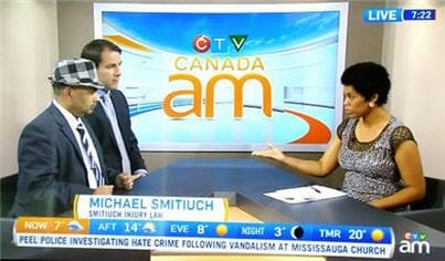 Mike on Canada AM