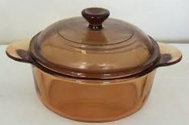 Corning pot