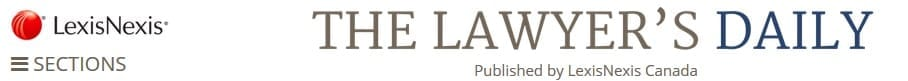 The Lawyer Daily logo