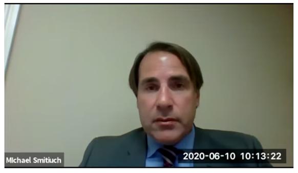 Attorney Michael Smitiuch